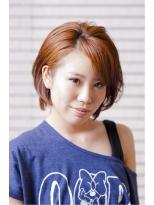 2011年☆平行ボブショート★