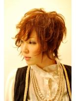 2012年オシャレ☆カッコイイ!!!アシメショート
